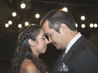 El matrimonio de Marcelo y Estefania 1