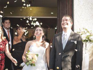 El matrimonio de Marcelo y Estefania