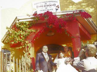 El matrimonio de Alexandra y Marco 3