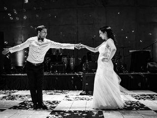 El matrimonio de Nathalia y Sebastián