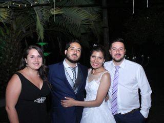 El matrimonio de Massiel y Andrés 1