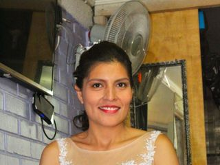 El matrimonio de Massiel y Andrés 2