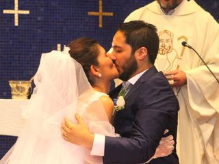 El matrimonio de Massiel y Andrés