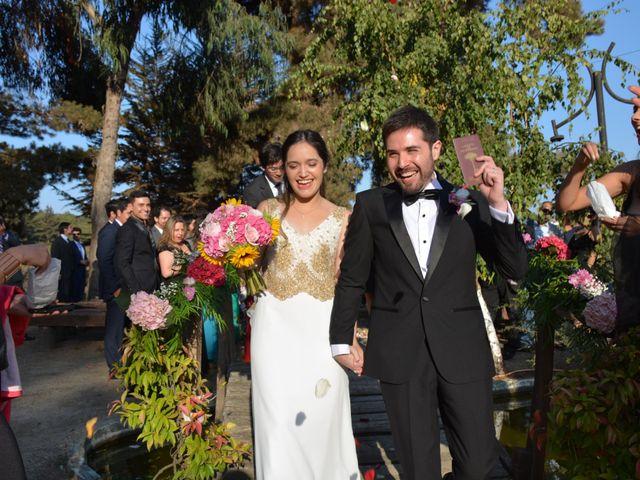 El matrimonio de Francisca y Francisco