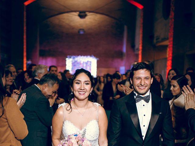 El matrimonio de Sebastián y Nathalia en Santiago, Santiago 38