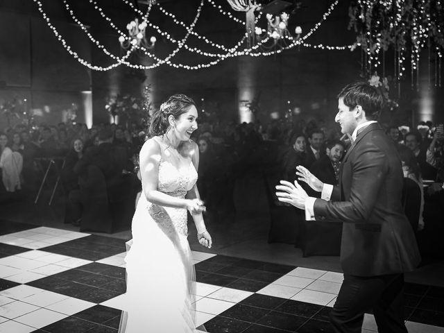 El matrimonio de Sebastián y Nathalia en Santiago, Santiago 49