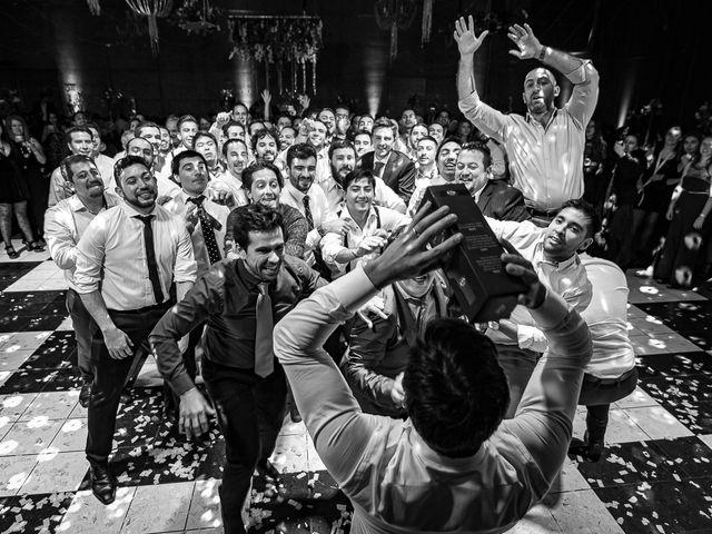 El matrimonio de Sebastián y Nathalia en Santiago, Santiago 56