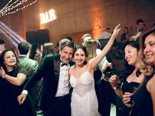 El matrimonio de Sebastián y Nathalia en Santiago, Santiago 59