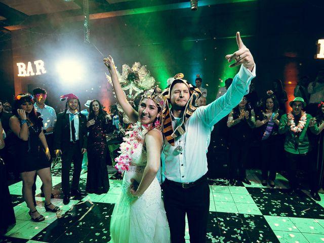 El matrimonio de Sebastián y Nathalia en Santiago, Santiago 64