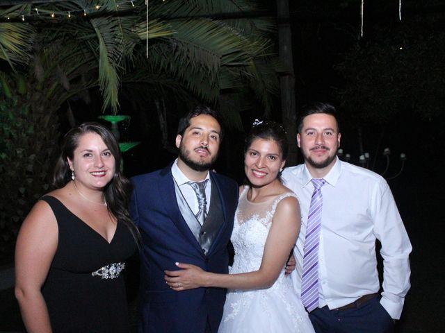 El matrimonio de Andrés y Massiel en Pirque, Cordillera 1
