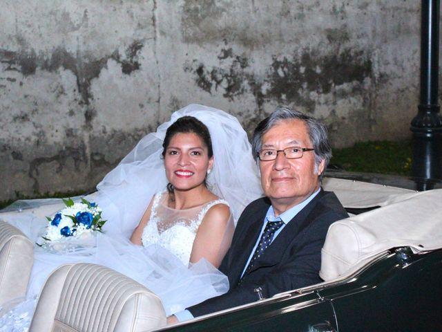 El matrimonio de Andrés y Massiel en Pirque, Cordillera 6