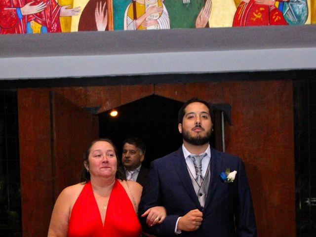 El matrimonio de Andrés y Massiel en Pirque, Cordillera 7