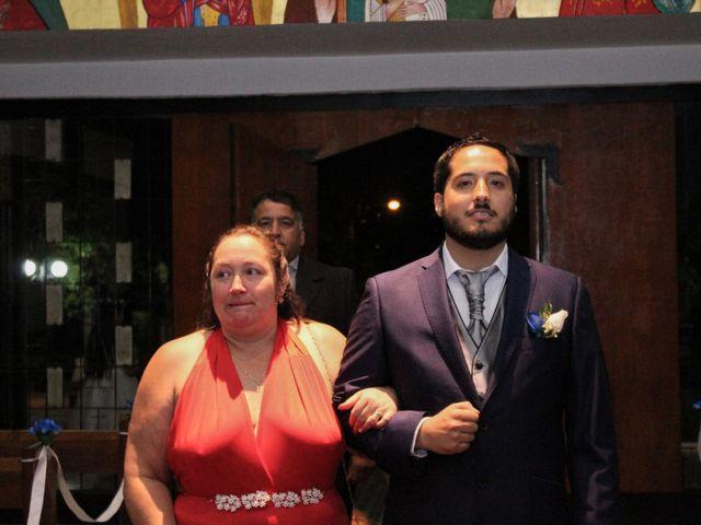 El matrimonio de Andrés y Massiel en Pirque, Cordillera 8