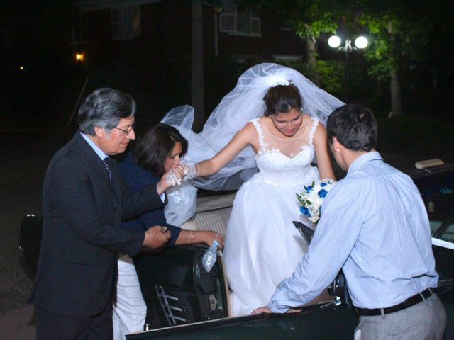 El matrimonio de Andrés y Massiel en Pirque, Cordillera 9