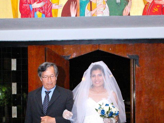 El matrimonio de Andrés y Massiel en Pirque, Cordillera 11