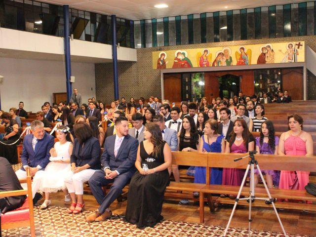 El matrimonio de Andrés y Massiel en Pirque, Cordillera 14
