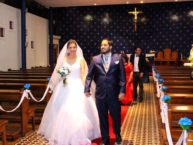 El matrimonio de Andrés y Massiel en Pirque, Cordillera 17