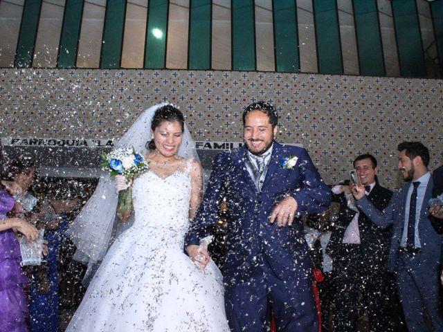 El matrimonio de Andrés y Massiel en Pirque, Cordillera 18