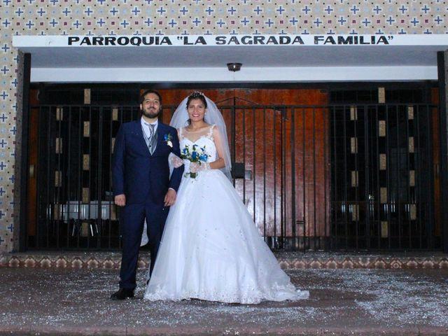 El matrimonio de Andrés y Massiel en Pirque, Cordillera 20