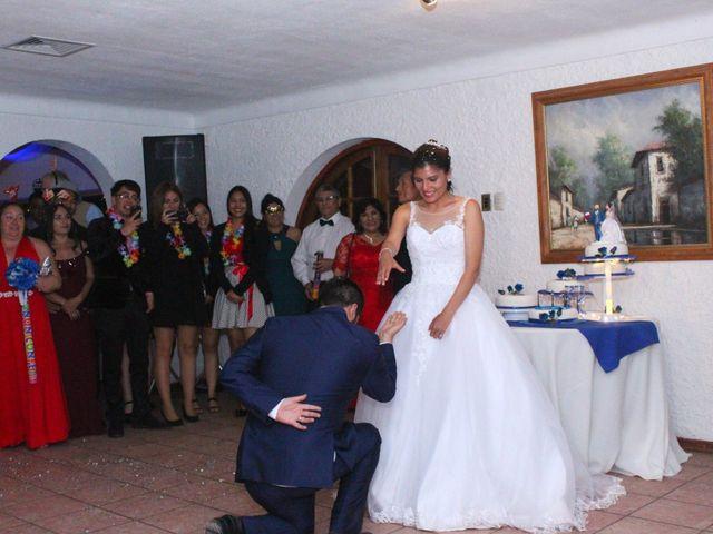 El matrimonio de Andrés y Massiel en Pirque, Cordillera 28