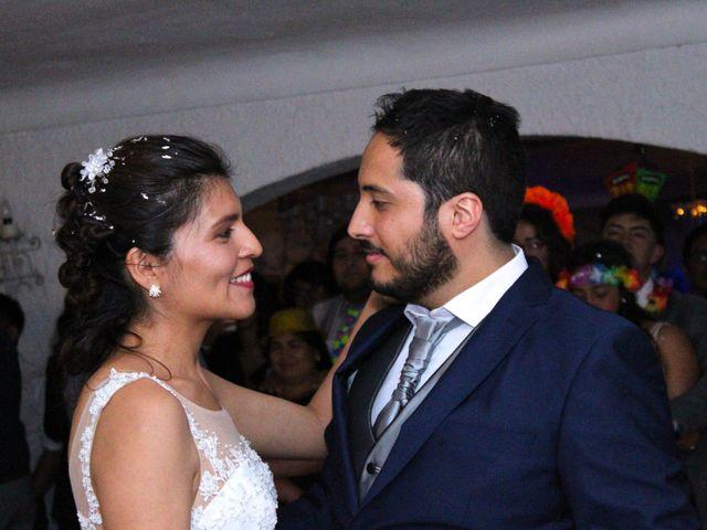El matrimonio de Andrés y Massiel en Pirque, Cordillera 30