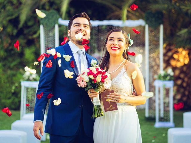 El matrimonio de Jacsiva y Gonzalo
