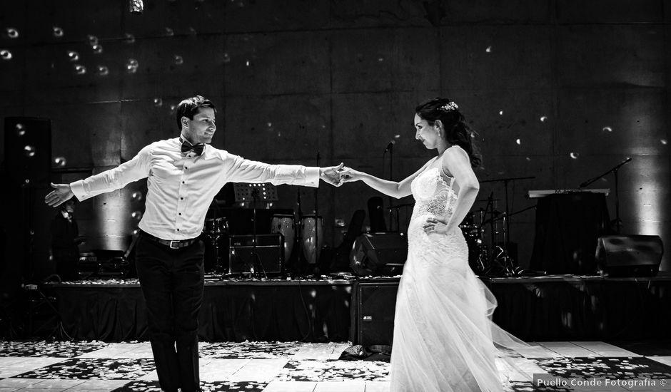 El matrimonio de Sebastián y Nathalia en Santiago, Santiago
