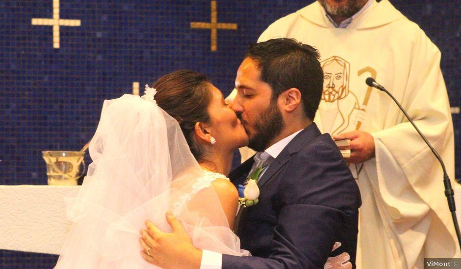 El matrimonio de Andrés y Massiel en Pirque, Cordillera