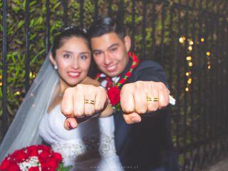 El matrimonio de Catherine y Francisco
