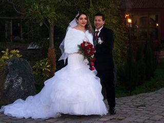 El matrimonio de Mery y Gustavo