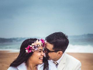 El matrimonio de Gabriela y Mitshael 2