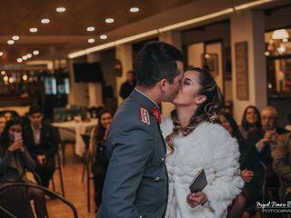 El matrimonio de Claudia y Vicente