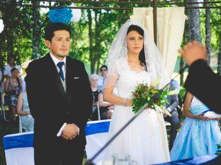 El matrimonio de Khris y Miguel