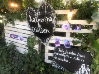 El matrimonio de Kathy   y Cristian   1