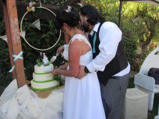 El matrimonio de Kathy   y Cristian   2