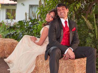 El matrimonio de Valeria y Isaac 3