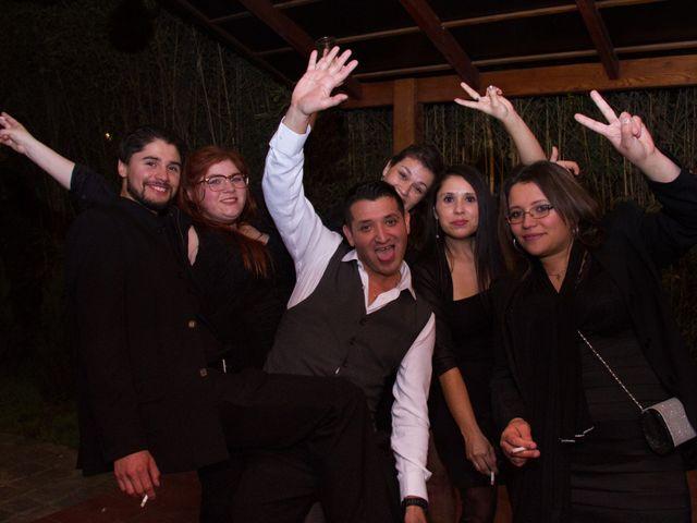 El matrimonio de Gustavo y Mery en Calera de Tango, Maipo 1
