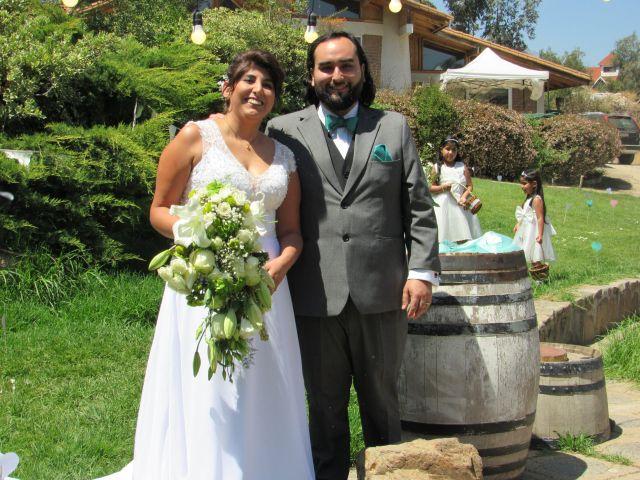 El matrimonio de Kathy   y Cristian