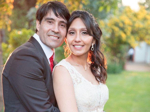 El matrimonio de Valeria y Isaac