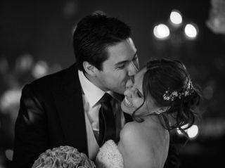 El matrimonio de Nicol y Enzo