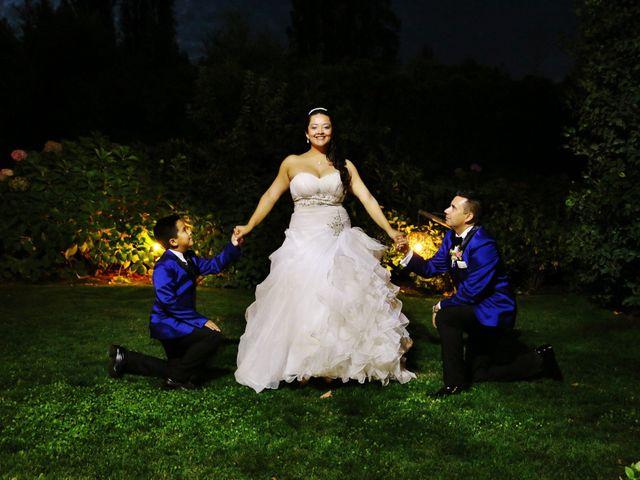 El matrimonio de Roberto y Valeria en Graneros, Cachapoal 1