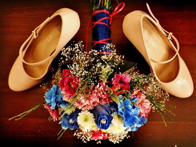 El matrimonio de Roberto y Valeria en Graneros, Cachapoal 4