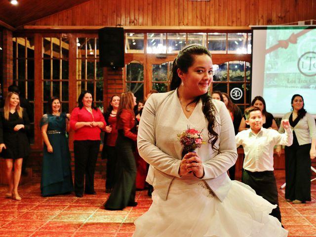 El matrimonio de Roberto y Valeria en Graneros, Cachapoal 7