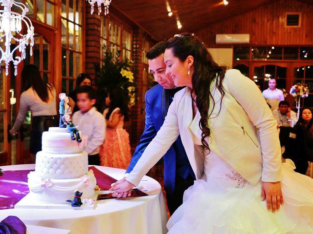 El matrimonio de Roberto y Valeria en Graneros, Cachapoal 9