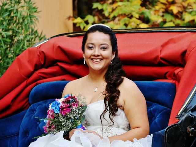 El matrimonio de Roberto y Valeria en Graneros, Cachapoal 17