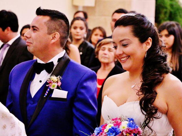 El matrimonio de Roberto y Valeria en Graneros, Cachapoal 19