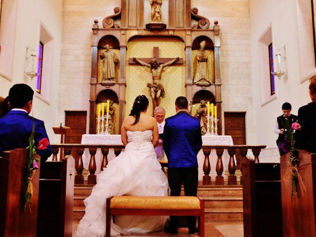 El matrimonio de Roberto y Valeria en Graneros, Cachapoal 20