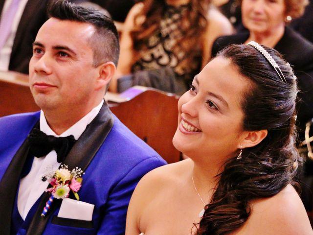 El matrimonio de Roberto y Valeria en Graneros, Cachapoal 2