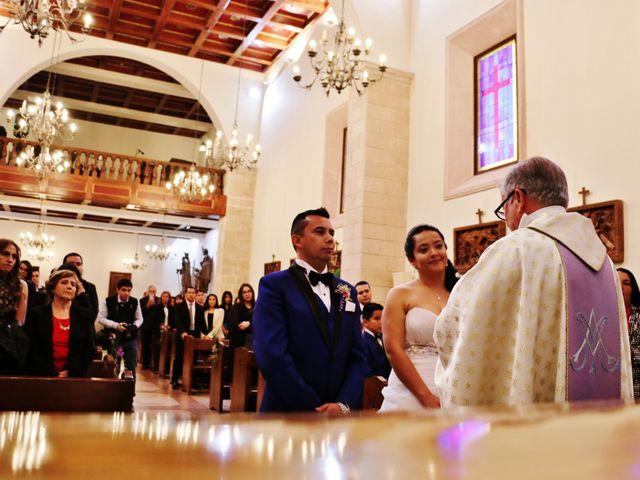 El matrimonio de Roberto y Valeria en Graneros, Cachapoal 22