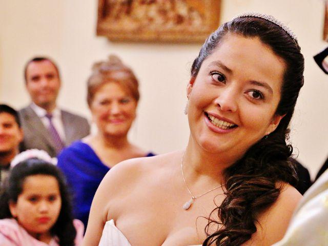 El matrimonio de Roberto y Valeria en Graneros, Cachapoal 23